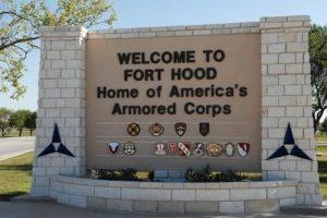 fort hood entrance
